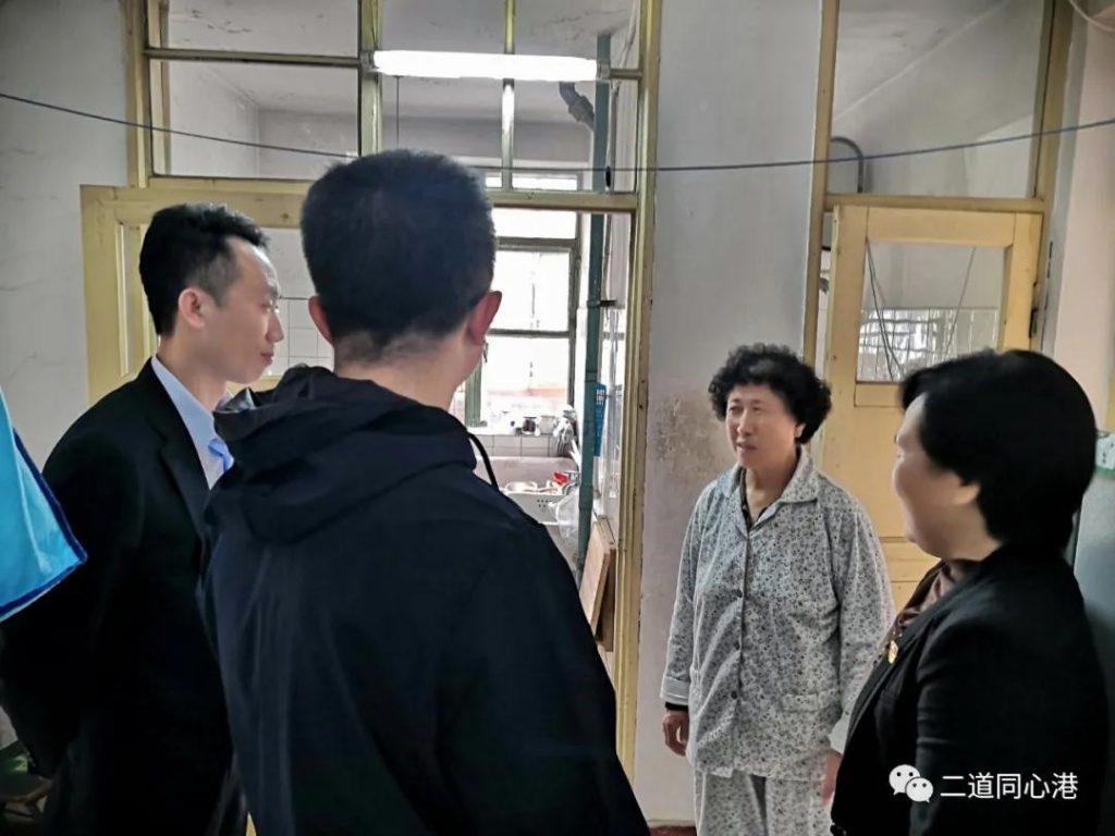 中铁建物业|不忘初心促共建 双节慰问暖人心